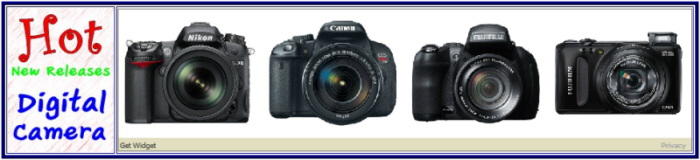 Hot New Releases Digital Camera and Accessory for sale